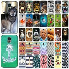 For Samsung Galaxy S3 S4 S5 Phone Case Cover Pattern Cute Animals Various Anchor