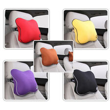 Car Travel Seat Memory Foam Head Neck Rest Support Soft Back Cushion Pillow Pad