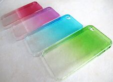 RainDrop Plastic Case For Apple iphone 4G /4GS  (Green,Red,Purple,Blue Color)