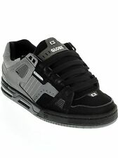 Scarpe Skate Globe Shoes SABRE Black Grey Charcoal Nuove Uomo Donna