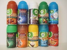 Air Wick Freshmatic Ultra Spray refills (3 cans /lot) variety of fragrances
