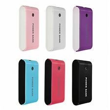 5600mAh Portable External Battery Charger Power Bank For iPhone 6 5S 5 4 4S