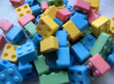 Candy Lego Building Bricks Block Shape Fruit Flavor Candy Party Favors FREE Ship