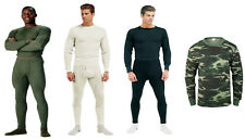 Military Thermal Knit Cold Weather Long John Underwear Rothco