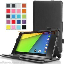 Stylish Flip Case Cover for GOOGLE Asus Nexus 7 II FHD 2013  Tab Tablet