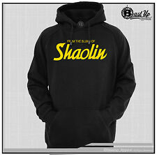 WU TANG CLAN FROM THE SLUMS OF SHAOLIN  HOODIE / HOODY  SWEATER  CLASSIC HIP HOP