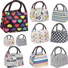 Newly Thermal Picnic Travel Lunch Tote Waterproof Insulated Carry Bag Outdoor x1