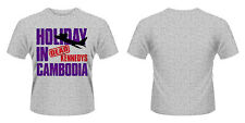 Dead Kennedys 'HOLIDAY IN CAMBODIA (2 design) NEW T Shirt - Official Band Merch