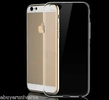 "Ultra Thin Crystal Clear Hard Back Case Cover for New Apple iPhone 6 4.7"" inch"