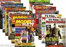 MODEL & COLLECTORS MART / TV FILM MEMORABILIA Magazines (1999-2007) Pre-Owned