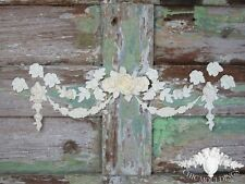 Chic Mouldings Shabby Decorative Appliques Headboard Footboard Country Homes Mag