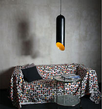 New modern white and black Ceiling light Tom Dixon Pipe Pendant lamp Chandeliers
