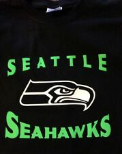 Seattle Seahawks - T Shirt - Youth - Small - Large