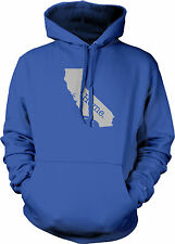 Home California Golden State Pride Cali Bear Hollywood West Mens Sweatshirt