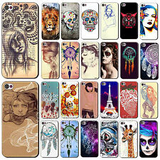 Wholesale Fashion Aestheticism Painted Drawing Case Cover Fr iPhone 4 4S 5 5S 5C