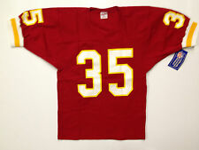 Vintage Deadstock Kansas City Chiefs #35 Authentic Football Jersey Red Rawlings