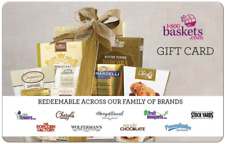 1-800-Baskets.com Gift Card - Email Delivery