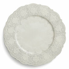 "Arte Italica Merletto 12.25"" Charger Plate"