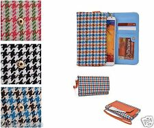 for Lady's Phablet Android Device-Universal Stylish Sewing -Wallet Safe Hand Bag