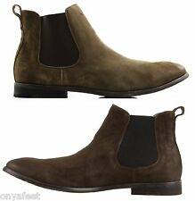Mens JULIUS MARLOW Biff Suede FORMAL/DRESS/WORK/LEATHER BOOTS SHOES - CHEAP