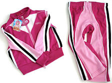 Official LazyTown Stephanie Tracksuit - Pink