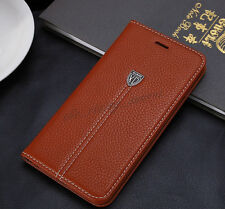 Luxury Magnetic Flip Cover Wallet Leather Case For Apple iPhone 4 5 5S 6 6S Plus