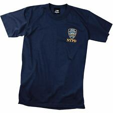 T-SHIRT NYPD CITY OF NEW YORK POLICE DEPARTMENT EMBLEME Sous Licence Officielle