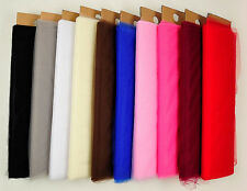 TULLE FABRIC BY THE YARD - Wedding and Party Decorations