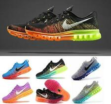 NIKE AIR MAX 2014 FLYKNIT MEN & WOMEN 36 - 45 running shoes original box