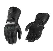 *FAST SHIPPING* ICON MENS PATROL WATERPROOF MOTORCYCLE GLOVES