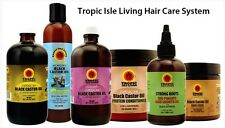 "Tropic Isle Living Jamaican Black Castor Oil ""100% Natural"" Unisex Made in USA"