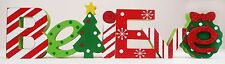 CHRISTMAS ORNAMENTS DECO MESH WREATH ACCESSORIES