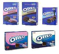 New Limited Kraft Oreo Flavour Cream Strawberry Wafer