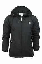 Mens Hoodie Jacket Bench 'Fullin' Packable Coat Water Repellent