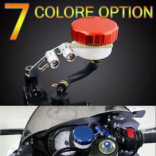 US Ship Universal Brake Fluid Reservoir full set For KAWASAKI ZX636R/ZX6RR 05-06