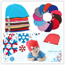 Toddler Infant Cap for NewBorn Cute Baby Boy/Girl Soft Unisex Cotton Beanie Hat