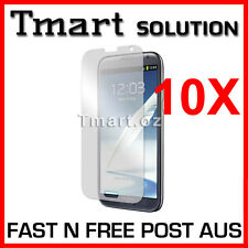 Tempered Glass & Clear & Matte Anti Glare Screen Protector Samsung Galaxy Note 2
