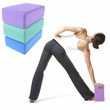 Fashion EVA Yoga Block Brick Sports Gym Exercise Stretching Aid