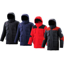FUERZA Mens Winter Down Wellon Heavy-Duty Warm Parka Coat Jacket S/M/L/XL/2XL