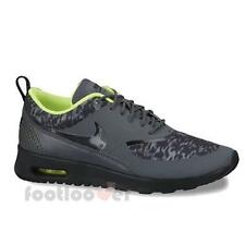 Scarpe Nike Womens Air Max Thea Print 599408 006 Limited Running Moda Grey