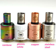 Clone Plume Veil Style Rebuildable Dripping Atomizer RDA 22mm Diameter