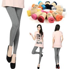 Women Casual Stretch Modal Elastic Skinny long Legging Pants Trousers Slim