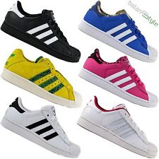 Nuovo Adidas Originals Superstar 2k G04531 G04532 -- Correre Mc Ultra Stella 80s