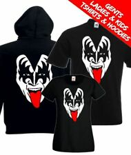 Gene Simmons Kiss Band Rock Music T Shirt