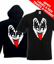 Gene Simmons Kiss Band Rock Music T Shirt / Hoodie