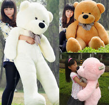 Hot! Fashion 80-120CM Giant Big Cute Plush Stuffed Teddy Bear Soft Cotton Toys