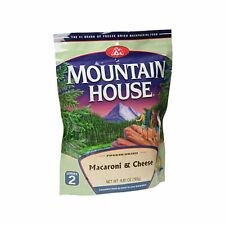 Mountain House Macaroni and Cheese - 2 Serving Entree One Color One Size