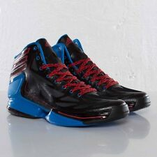 Mens Adidas Crazy Light 2 Sneakers New, Blk Red Prime Blue G59695 , Crazylight
