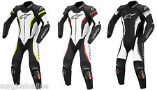 ALPINESTAR GP PRO 1 PIECE LEATHER SUIT AVAILABLE SIZES FROM 42 EURO TO 64 EURO
