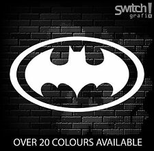 BATMAN STICKER Skateboard decal Surf Snowboard BMX MX VW T4 T5 Car Laptop